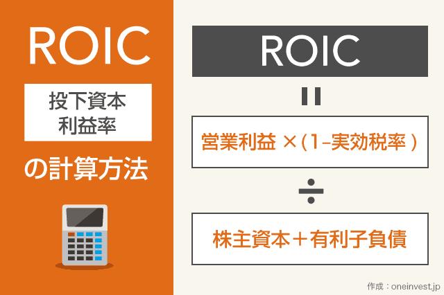 ROICの計算方法