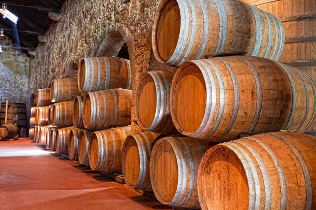 ワイン倉庫